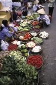 Food at Vegetable Market, Hoi An, Vietnam