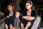 Black Dao Village People, Northern Highlands, Vietnam