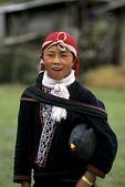 Red Zao Village Girl, Sa Pa, Vietnam