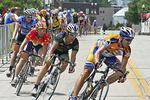 Menasha Bike Racers2, Downtown, Menasha, Wisconsin