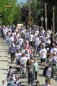 Sole Burner Cancer Walk3, Appleton, Wisconsin