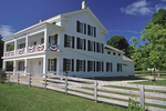 Wade House, Wisconsin Historic Site, Greenbush, Wisconsin