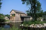 Herrling Sawmill, Wade House, Wisconsin Historic Site, Greenbush, Wisconsin