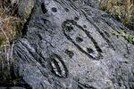 Hawaiian Petroglyphs, Big Island, Hawaii