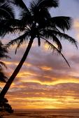 Sunset on Kauai, Hawaii