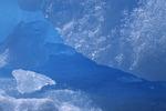 Blue Ice, Stikine Glacier, Stikine River, Alaska