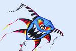 Monster Kite, EAA Kite Extravaganza, Air Venture Museum, Oshkosh, Wisconsin