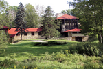 Frank Lloyd Wright Hillside Studio, Spring Green, Wisconsin