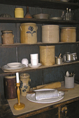 Schulz Farm Cupboard, Old World Wisconsin, Eagle, Wisconsin