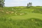 Whistling Straits Golf Course, Hole #9, Kohler, Wisconsin