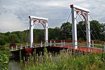 Windmill Island Bridge, Holland, Michigan