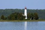 St. Helena Island Light, Lake Michigan, Mackinaw City, Michigan