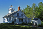 Mission Lighthouse, Old Mission Peninsula, Michigan