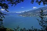 Lake Como Scenic, Lake Como, Tuscany, Italy