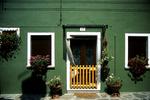 House in Burano, Italy