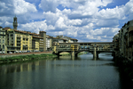 Ponte Vecchio Bridge, Florence, Italy