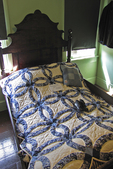 Amish Village Farmhouse Bed, Strasburg, Lancaster County, Pennsylvania