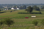 Amish Countryside, Lancaster County, Pennsylvania