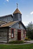 Historic Christ Church, Old Bedford Village, Bedford, Pennsylvania