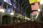 West Point Cadet Chapel, West Point Military Academy, West Point, New York