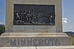 Minnesota Soldier Monument on Battlefield, Gettysburg National Military Park, Gettysburg, Pennsylvania