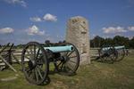 Ninth Massasschusetts Battery Memorial on Battlefield, Gettysburg National Military Park, Gettysburg, Pennsylvania