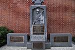 Company K Civil War Memorial Downtown, Gettysburg, Pennsylvania