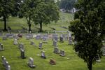Gettysburg National Cemetery, Gettysburg National Military Park, Gettysburg, Pennsylvania
