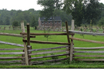 Farm on the Battlefield, Gettysburg National Military Park, Gettysburg, Pennsylvania