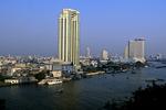 Bangkok & Chao Phraya River, Thailand