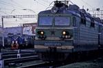 Trans-Siberian Railway Station, Siberia, Russia