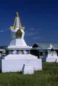 Ivolginsky Stupas, Ulan Ude, Siberia, Russia