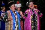 Buryat Singers and Dancers, Ulan Ude, Siberia, Russia