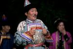 Buryat Singer & Dancer, Ulan Ude, Siberia, Russia