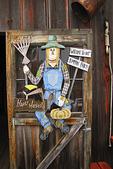 Happy Harvest Sign, Little Farmer, Fond du Lac, Wisconsin