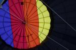 Inside Hot Air Balloon, Balloon Rally, Seymour, Wisconsin