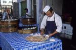 Making Dumplings in Turpan, China