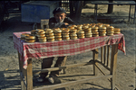 Flat Bread for Sale, Turpan, China