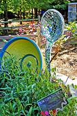 From Corn to Cereal Garden, Bookworm Gardens, Sheboygan, Wisconsin