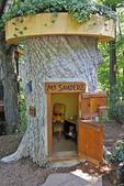 Winnie the Pooh at Bookworm Gardens, Sheboygan, Wisconsin