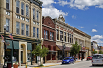 Downtown Plymouth, Wisconsin