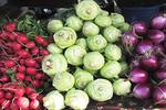 Vegetables for Sale, Farmer's Market, Appleton, Wisconsin