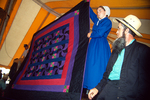 Amish Quilt Sale, Amherst, Wisconsin