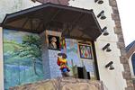 Pied Piper of Hamlin Musical Re-enactment, Glockenspiel, Wisconsin Dells, Wisconsin