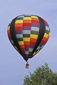 Hot Air Balloon at EAA, Oshkosh, Wisconsin