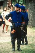 Sheriff of Nottingham at the Bristol Renaissance Faire, Bristol, Wisconsin