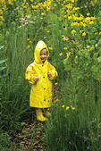 Austin in the Prairie in the Rain, Appleton, Wisconsin