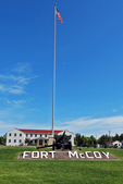 Fort McCoy Headquarters, US Army Installation, Sparta, Wisconsin