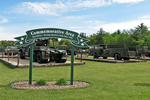 Commemorative Area at Fort McCoy, US Army, Sparta, Wisconsin