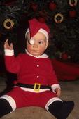 Santa's Helper at Christmas, Appleton, Wisconsin